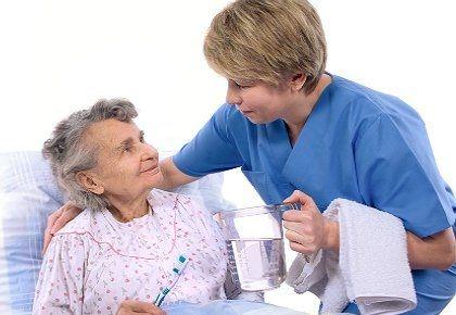 Стоимость услуги по уходу за больным